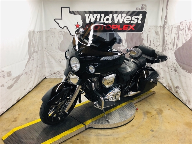 2017 Indian Chieftain Limited at Wild West Motoplex