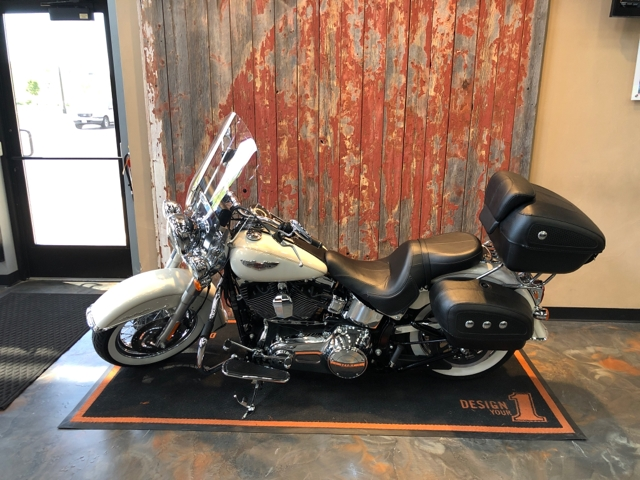 2014 Harley-Davidson Softail Deluxe at Vandervest Harley-Davidson, Green Bay, WI 54303