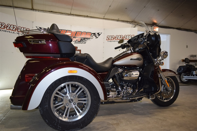 2018 Harley-Davidson Tri Glide Ultra Trike Tri Glide Ultra at Suburban Motors Harley-Davidson