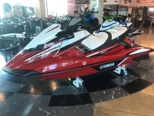 2018 Yamaha FC1800-T FX SVHO at Kent Powersports of Austin, Kyle, TX 78640