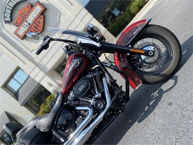 2019 Harley-Davidson Softail Heritage Classic 114 at Southside Harley-Davidson
