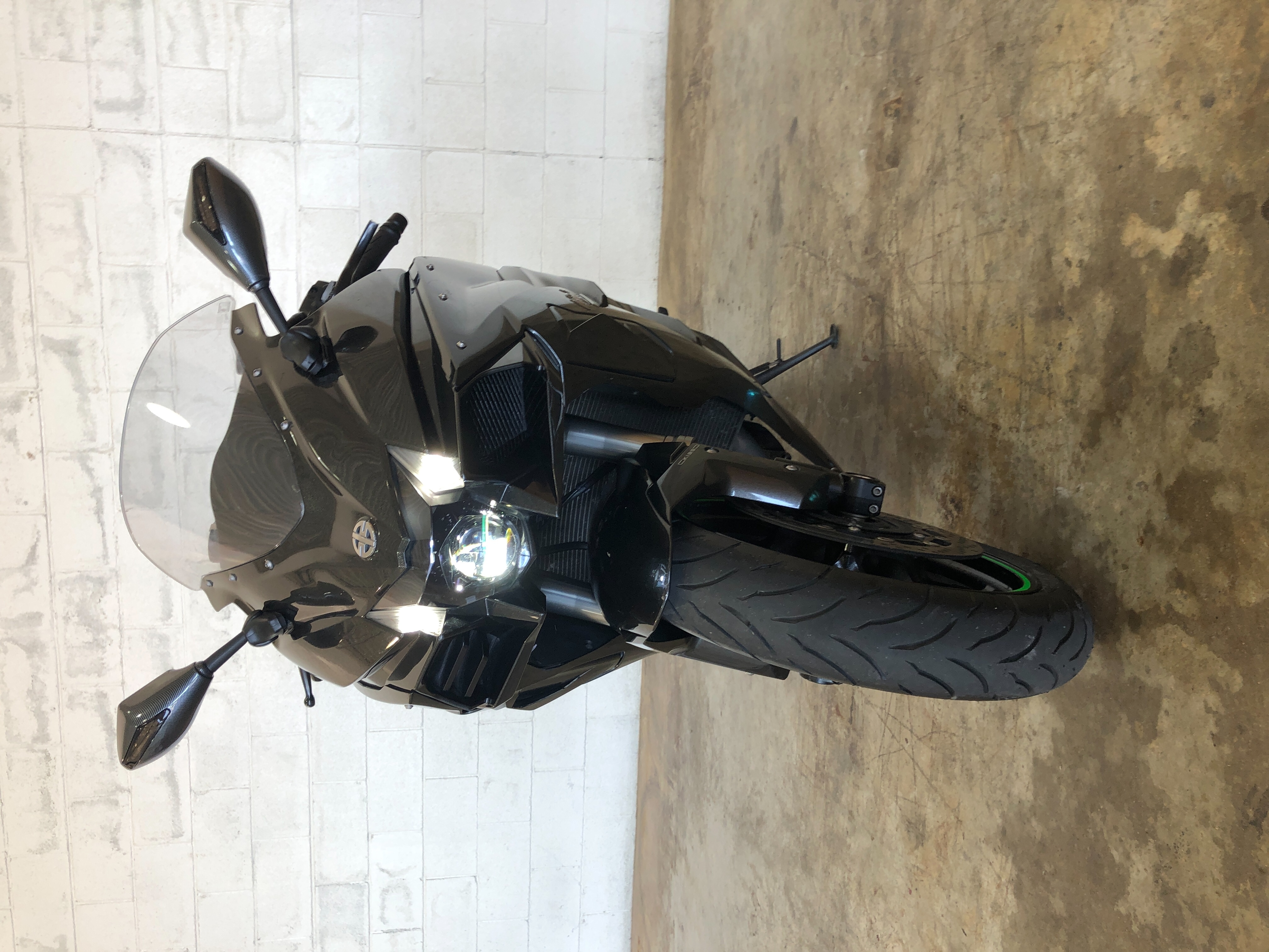 2018 Kawasaki Ninja H2 SX at Twisted Cycles