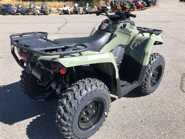 2020 CAN-AM ATV OUTLANDER DPS 570 SG 20 at Power World Sports, Granby, CO 80446