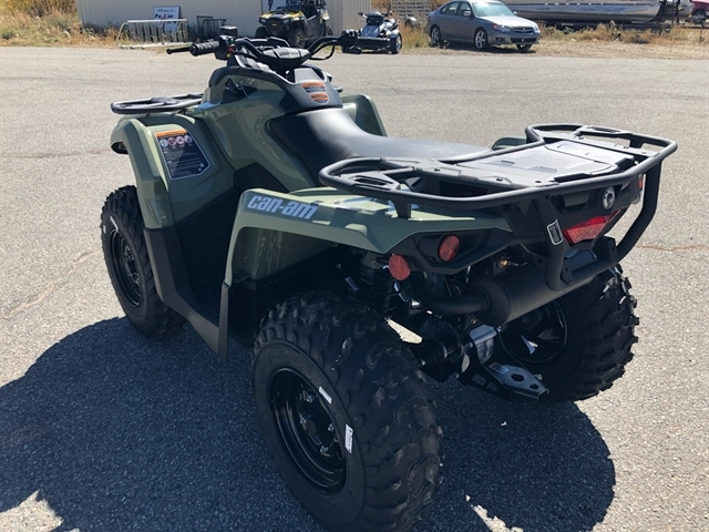 2020 Can-Am™ Outlander™ DPS 570 at Power World Sports, Granby, CO 80446