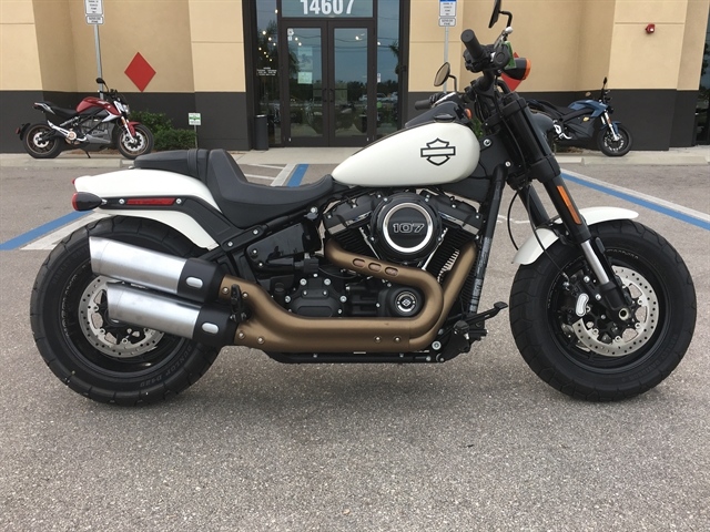2018 Harley-Davidson Softail Fat Bob at Fort Myers