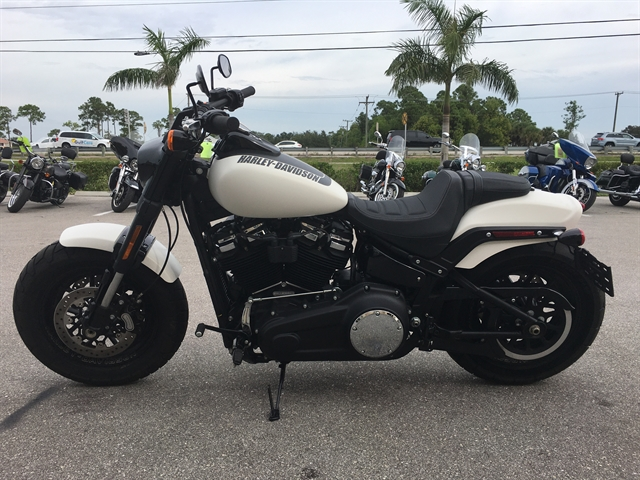 2018 Harley-Davidson Softail Fat Bob at Fort Myers