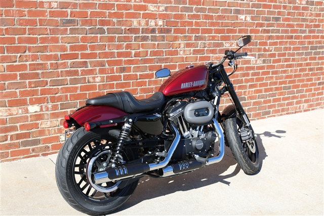 2017 Harley-Davidson Sportster Roadster at Zylstra Harley-Davidson®, Ames, IA 50010