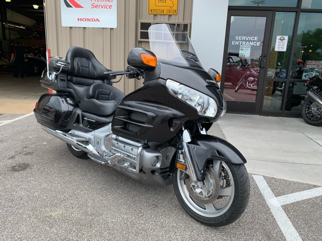 Pre-Owned 2010 Honda Gold Wing Audio / Comfort