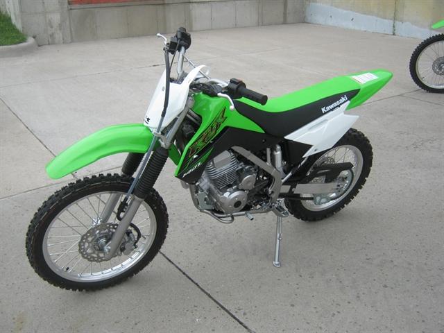 2020 Kawasaki KLX 140L at Brenny's Motorcycle Clinic, Bettendorf, IA 52722