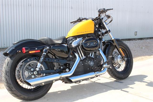 2012 Harley-Davidson Sportster Forty-Eight at Gruene Harley-Davidson