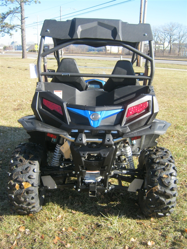 2018 CFMOTO ZFORCE 1000 at Brenny's Motorcycle Clinic, Bettendorf, IA 52722