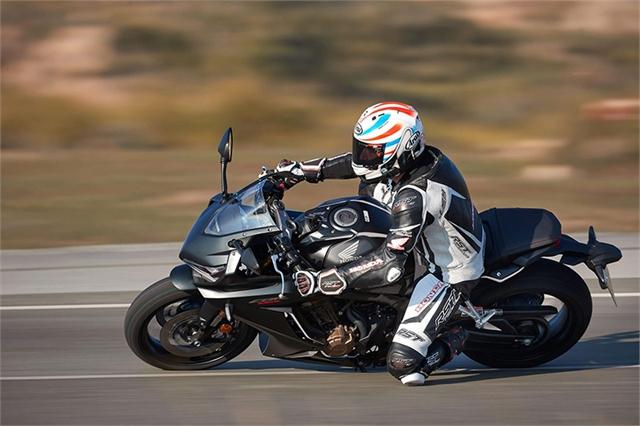 2021 Honda CBR650R ABS at G&C Honda of Shreveport