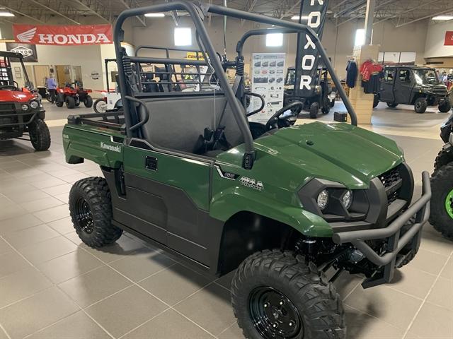 2021 Kawasaki Mule PRO-MX EPS at Star City Motor Sports