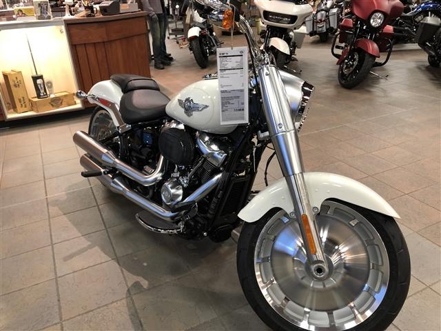 2018 Harley-Davidson Softail Fat Boy 114 at La Crosse Area Harley-Davidson, Onalaska, WI 54650