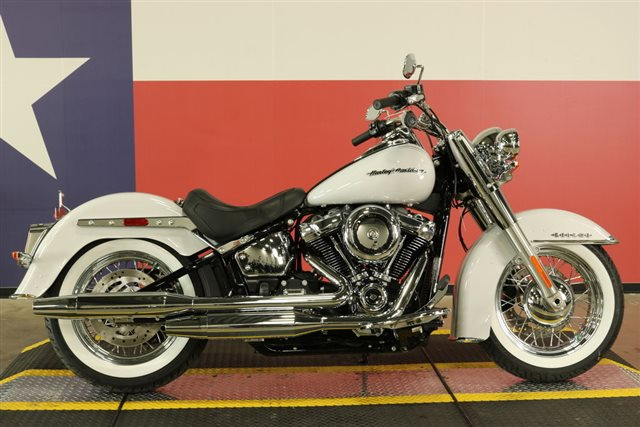 2020 Harley-Davidson FLDE - Softail Deluxe at Texas Harley