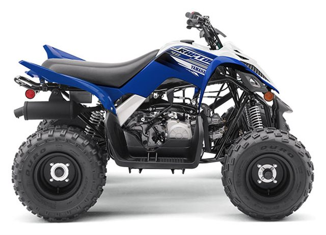 2020 Yamaha Raptor 90 at Sloans Motorcycle ATV, Murfreesboro, TN, 37129