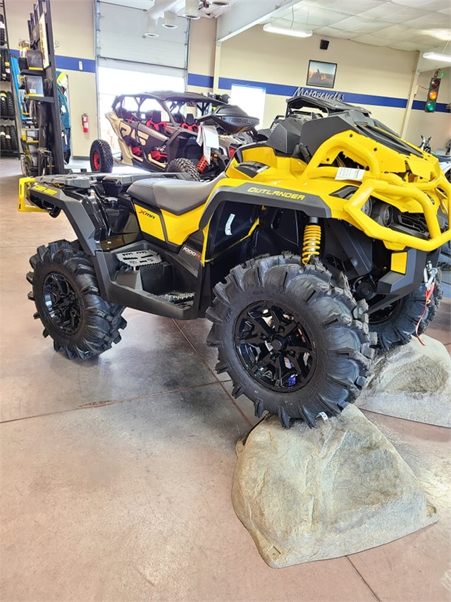 2021 Can-Am Outlander X mr 1000R at Action Cycles 'n Sleds