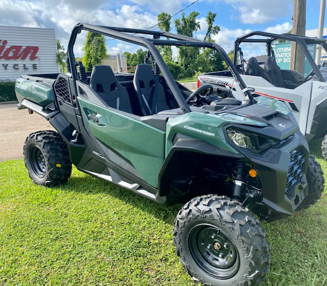 2021 Can-Am Commander DPS 1000R at Shreveport Cycles