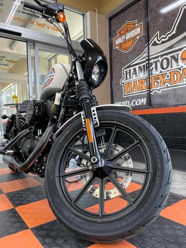 2021 Harley-Davidson Street XL 1200NS Iron 1200 at Hampton Roads Harley-Davidson