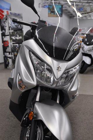 2018 Suzuki Burgman 200 at Seminole PowerSports North, Eustis, FL 32726