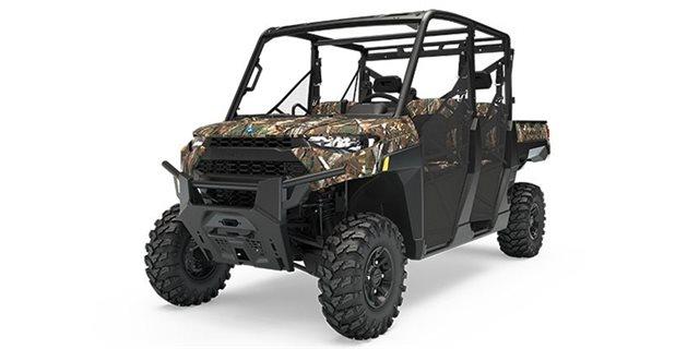 2019 Polaris Ranger Crew® XP 1000 EPS Premium Polaris Pursuit® Camo at Sloans Motorcycle ATV, Murfreesboro, TN, 37129