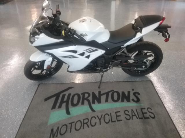2017 Kawasaki Ninja 300 Base at Thornton's Motorcycle - Versailles, IN