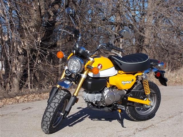 2019 Honda Monkey Base at Nishna Valley Cycle, Atlantic, IA 50022