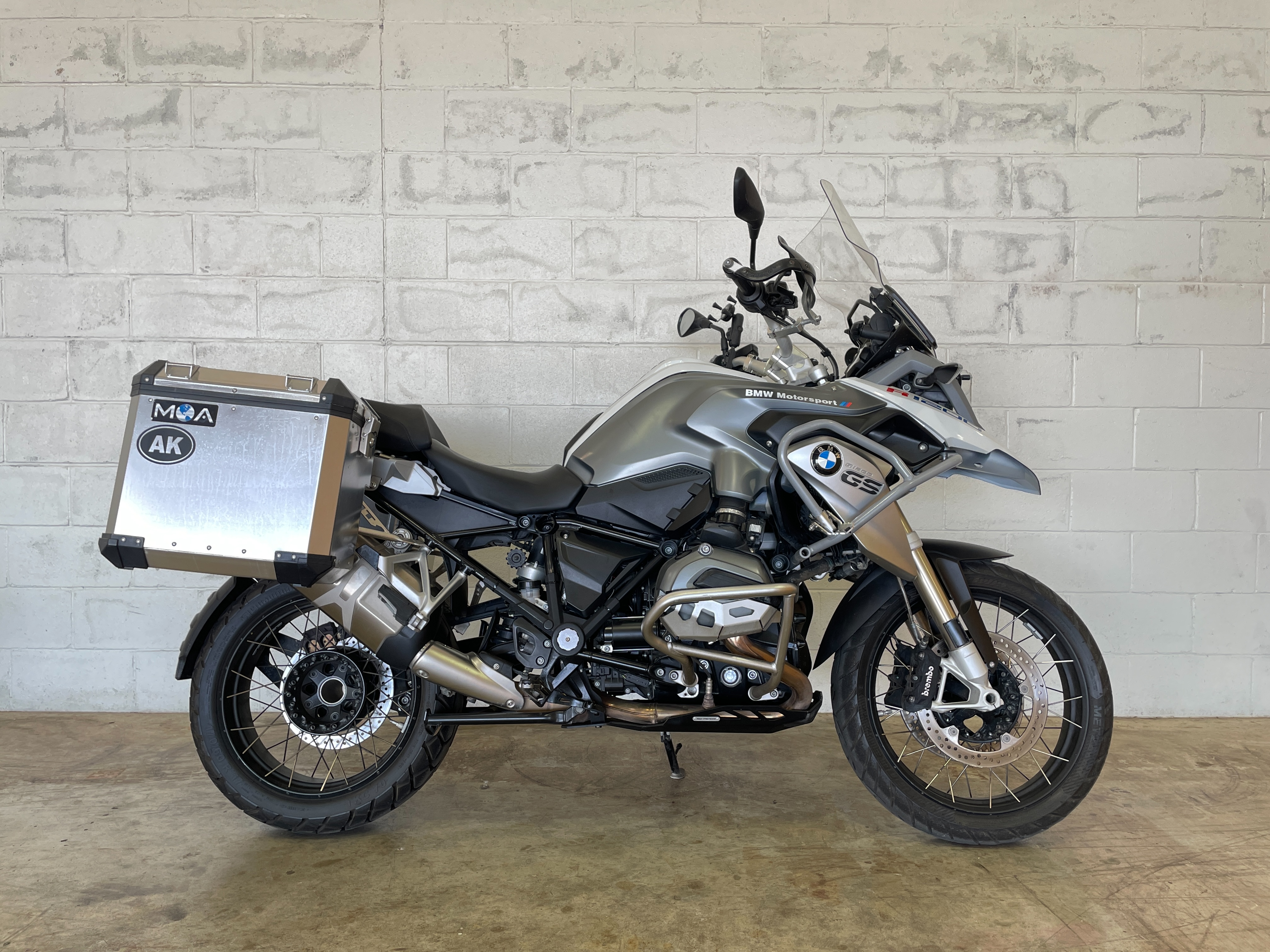 2015 BMW R 1200 GS at Twisted Cycles