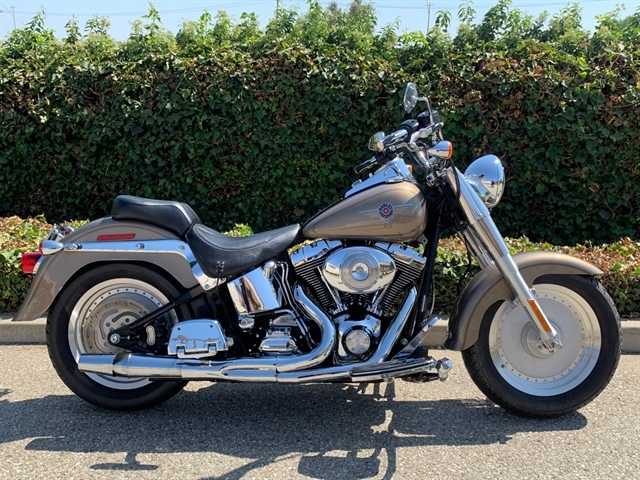 2004 Harley-Davidson Softail Fat Boy at Ventura Harley-Davidson