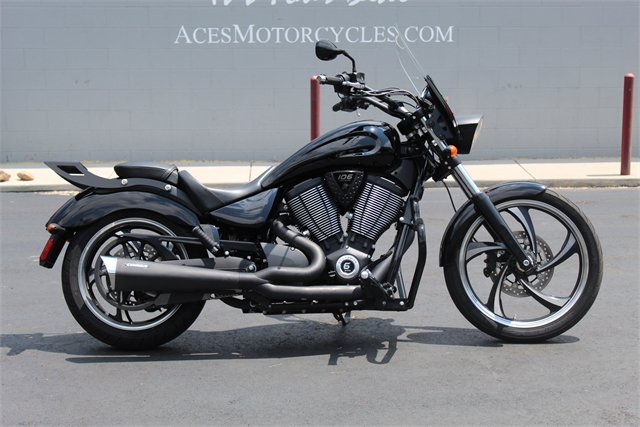 2012 Victory Vegas 8-Ball at Aces Motorcycles - Fort Collins
