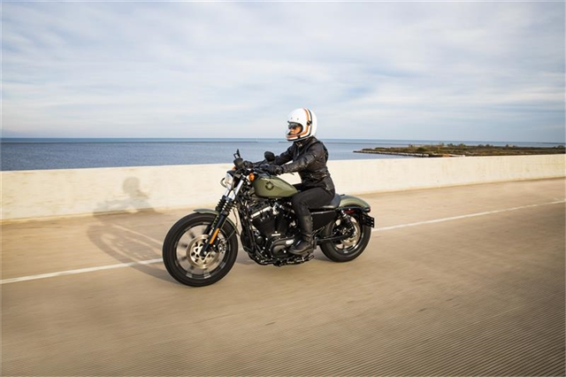 2021 Harley-Davidson Street XL 883N Iron 883 at Gruene Harley-Davidson
