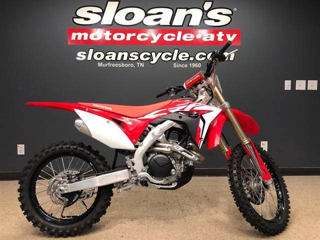 2019 Honda CRF 450R at Sloans Motorcycle ATV, Murfreesboro, TN, 37129