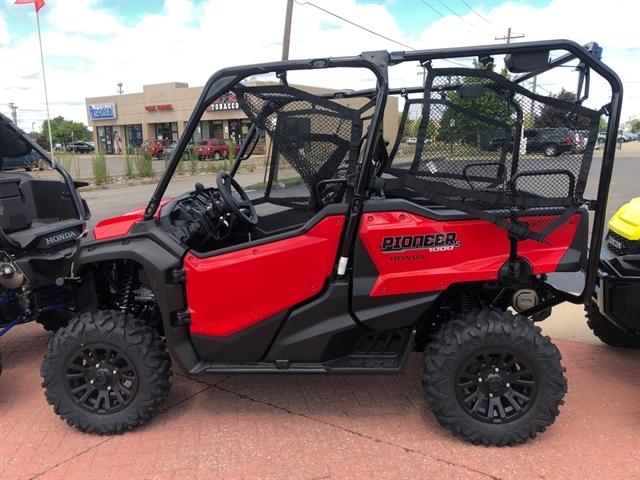 2020 HONDA PIONEER 1000 5-SEAT DELUXE at Genthe Honda Powersports, Southgate, MI 48195