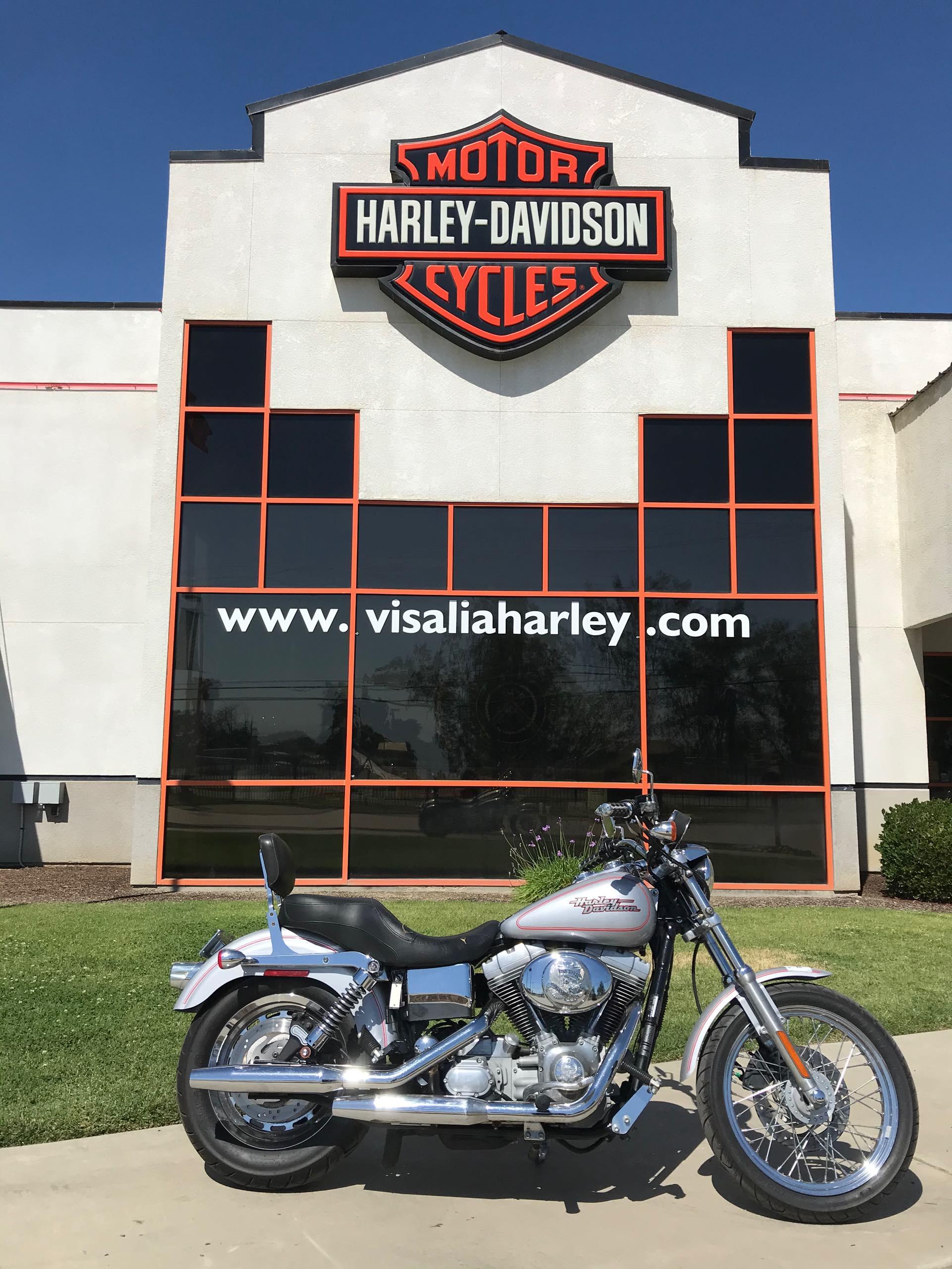 2002 Harley-Davidson FXD DYNA at Visalia Harley-Davidson