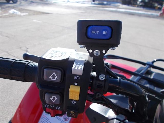 2019 Honda FourTrax 4X4 Automatic DCT EPS at Nishna Valley Cycle, Atlantic, IA 50022
