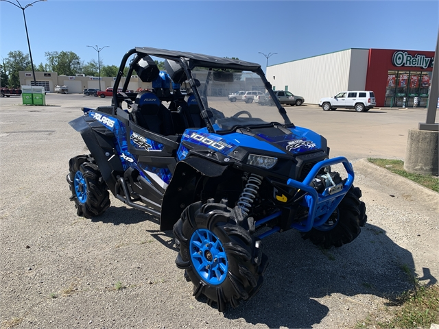 2017 Polaris RZR XP 1000 EPS High Lifter Edition at ATVs and More