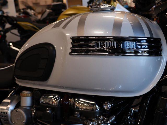 2020 Triumph Bonneville T120 Diamond Base at Frontline Eurosports