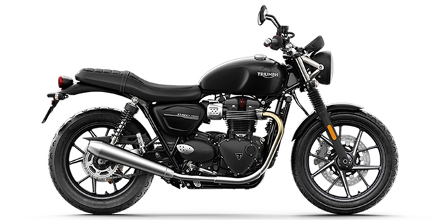 2019 Triumph Street Twin Base at Yamaha Triumph KTM of Camp Hill, Camp Hill, PA 17011