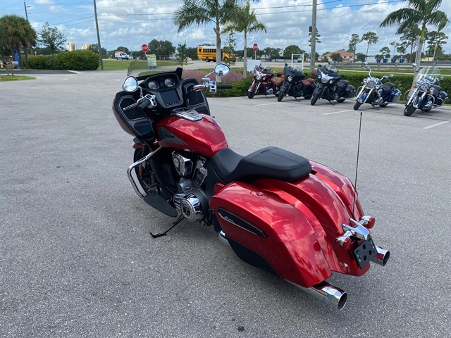 2020 Indian Challenger Limited at Fort Myers