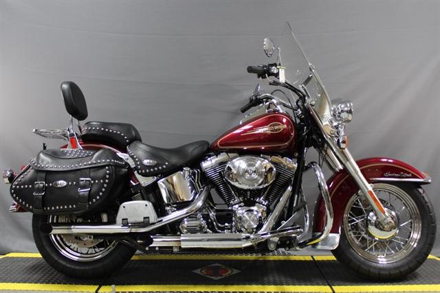 2005 Harley-Davidson Softail Heritage Softail Classic at Platte River Harley-Davidson