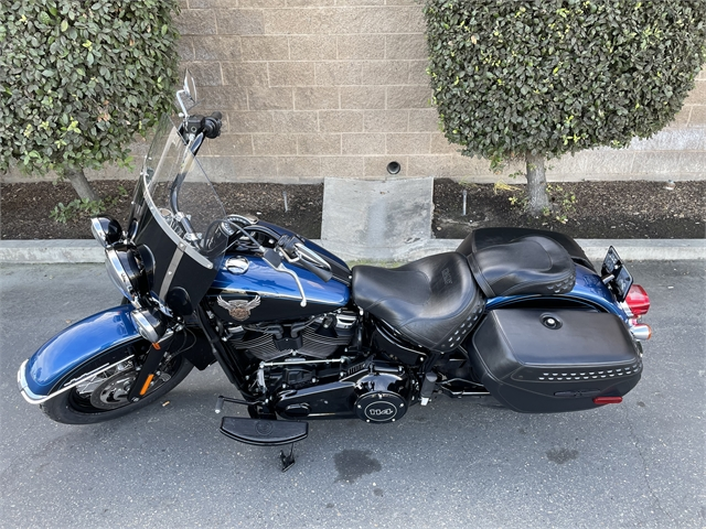 2018 Harley-Davidson Softail Heritage Classic 114 at Fresno Harley-Davidson