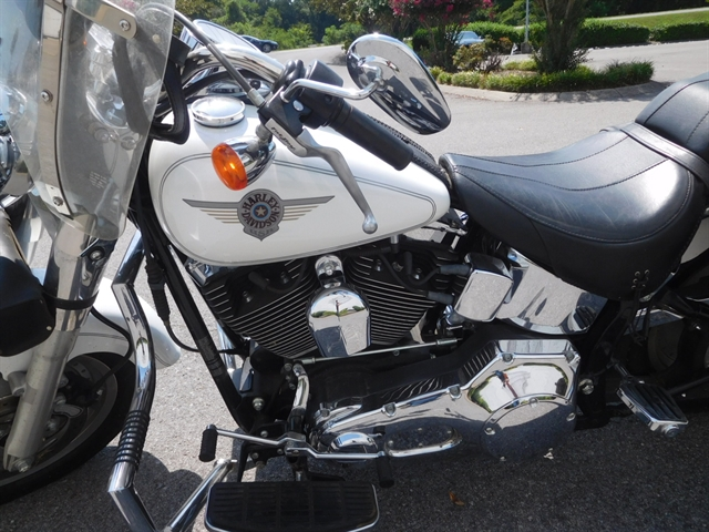 2004 Harley-Davidson Softail Fat Boy at Bumpus H-D of Murfreesboro