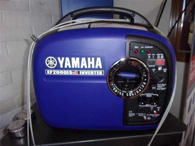 2018 Yamaha EF20ISVX at Bobby J's Yamaha, Albuquerque, NM 87110