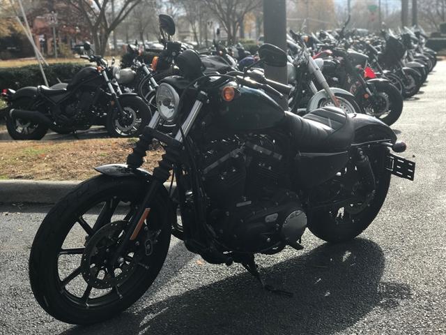 2018 Harley-Davidson Sportster Iron 883 at Southside Harley-Davidson