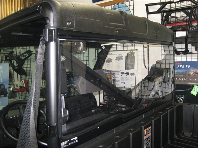 2021 Polaris Ranger 1000 Premium Winter Prep Edition-Steel Blue at Fort Fremont Marine