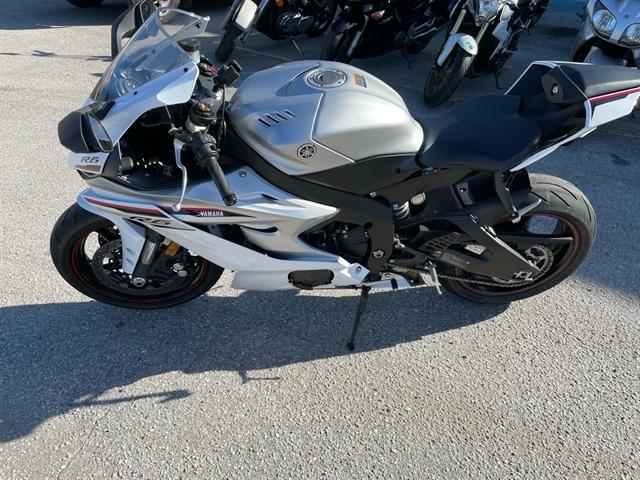 2018 Yamaha YZF R6 at Jacksonville Powersports, Jacksonville, FL 32225