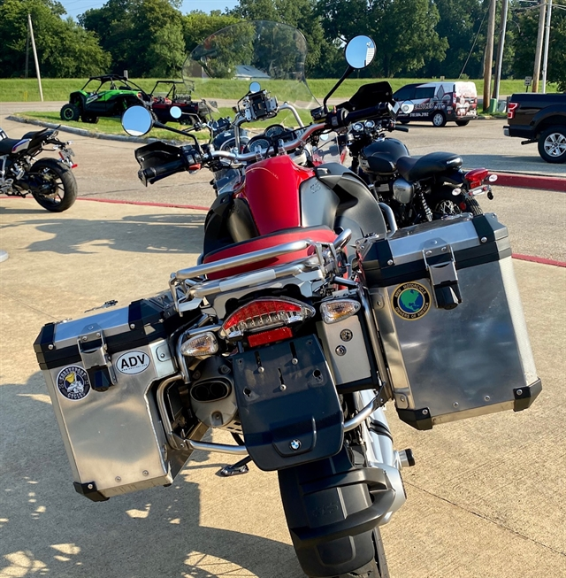 2009 BMW R 1200 GS Adventure at Shreveport Cycles