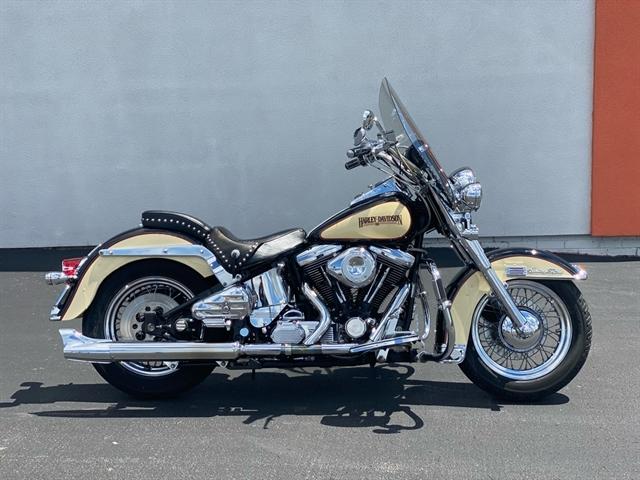 1988 Harley-Davidson FLSTC at Thunder Harley-Davidson