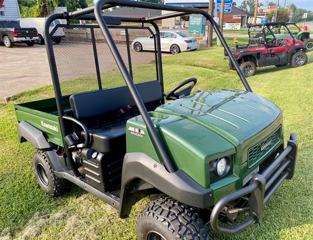 2020 Kawasaki Mule 4000 at Shreveport Cycles