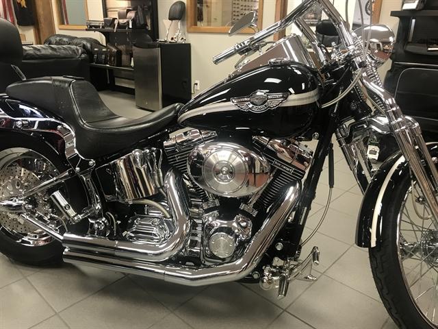 2003 Harley-Davidson FXSTS at Rooster's Harley Davidson